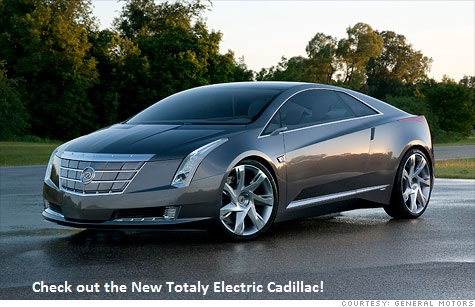 Yup!  Electric is IN! Good bye gasoline!